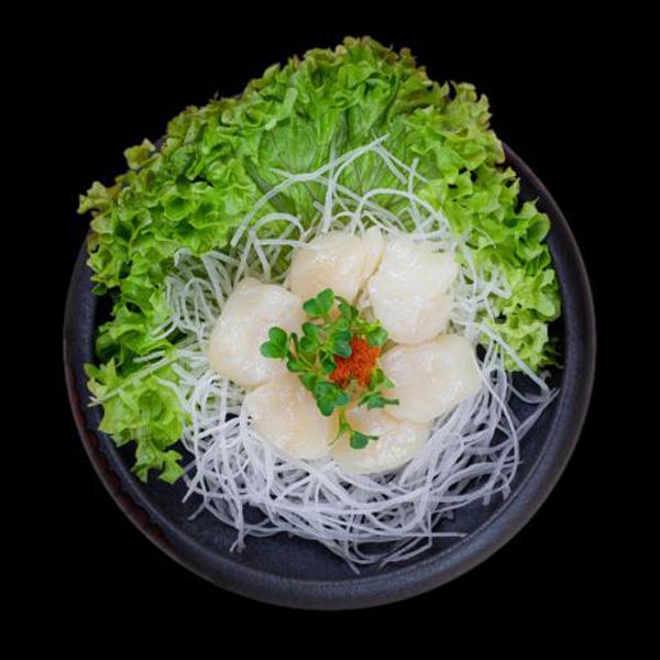 88 Hotategai Sashimi 6 Stk