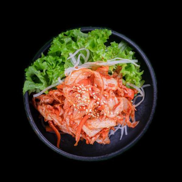 A2 Kimchi Salat