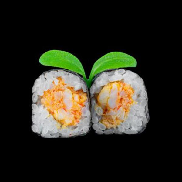 207 Spicy Ebi Maki 8 stk