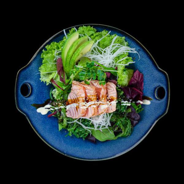 A6 ROJI Salmon Salat